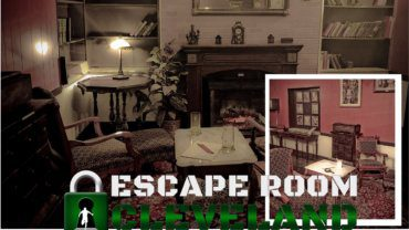 Sherlock Holmes Escape Room Pictures