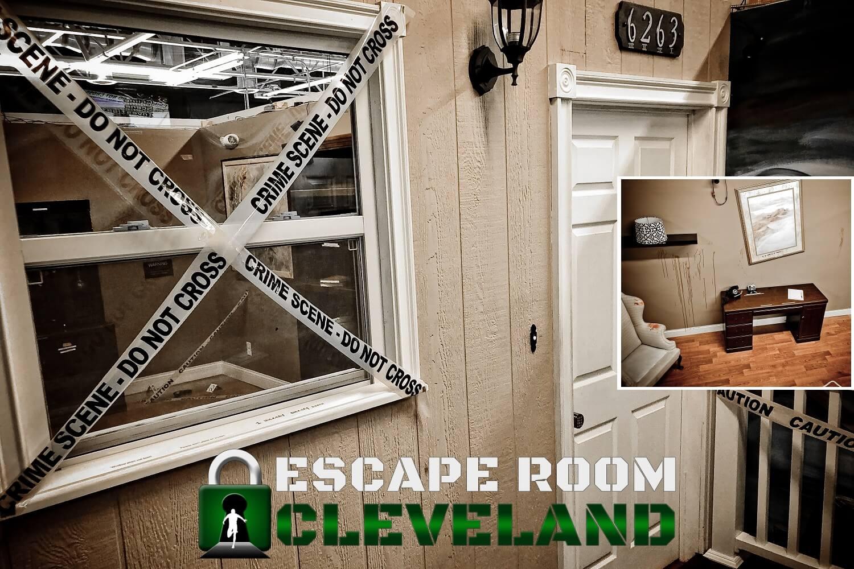 Escape Room Strongsville - CSI Pictures