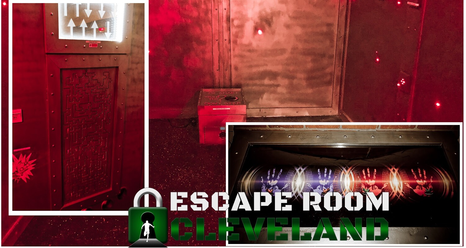 Super Hero Escape Room in Strongsville